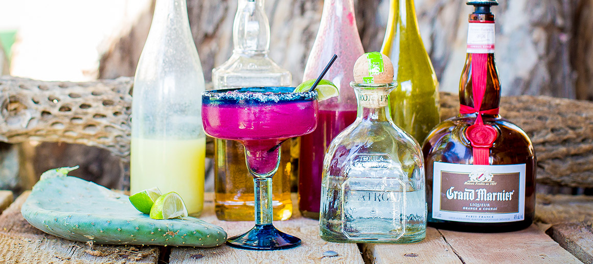 What's Cookin' at Grand View Lodge: Prickly Pear Margarita