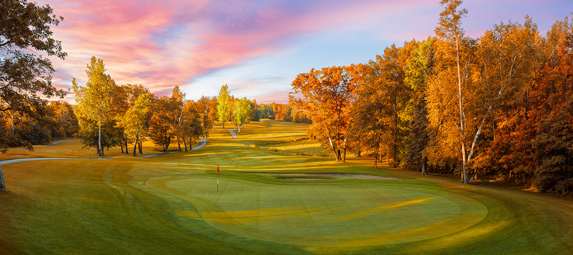 Five reasons why fall golf is the Best