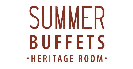 Summer Buffets